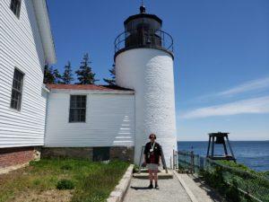 Bass Harbor Head Light Tower
